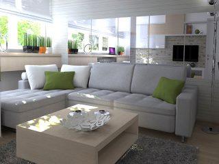 Garniture - Čempres nameštaj
